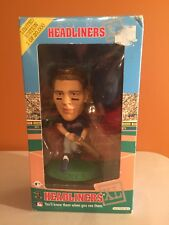 Chipper Jones 1998 Headliners Xl- New In Box With Certificate Of Authenticity