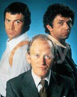 The Professionals (TV) Lewis Collins, Martin Shaw, Gordon Jackson 10x8 Photo