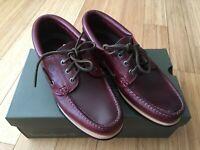Timberland Boat Shoes | Mens | Brown UK 6.5/7/9.5/10.5 | GENUINE