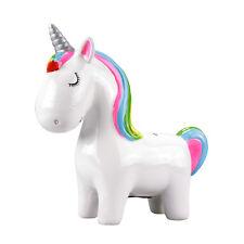 Spardose Sparbüchse Geldgeschenk Einhorn Unicorn Luna Fabelwesen Magisch Keramik