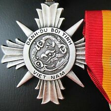 RVN VIETNAM HONOR CROSS 2nd CLASS AUSTRALIA USA ENLISTED PERSONNEL MEDAL  -01