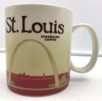 Starbucks St Louis MO 16 oz Coffee Mug/Cup 2012 EUC