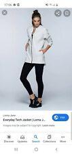 lorna jane grey jacket, new condition size xsmall