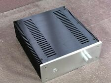 New Version 2409-2 Full aluminum amplifier chassis/Enclosure with heatsink