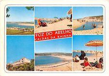 BR6364 Foz do Arelho vue de la plage   portugal