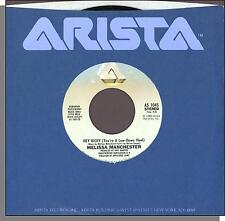 Melissa Manchester - Hey Ricky (You're a Low-Down Heel) + Nice Girls - Single!