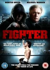 Fighter (DVD) (NEW AND SEALED) (REGION 2) (FREE POST)