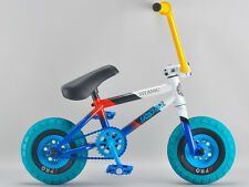 * GENUINE ROCKER-non copiare * - TITANIC iROK + BMX Incorporated MINI BICICLETTA BMX