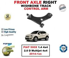 FRONT AXLE RIGHT WISHBONE ARM for FIAT 500X 1.4 4x4 2.0 D Multijet 4x4 2014->on