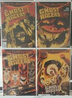 Battleworld Ghost Racers 1 2 3 4 Complete Set Series Run Lot 1-4 VF/NM