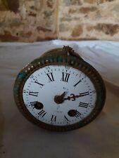 P1 / Mouvement d'horloge pendule
