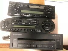 New listing Auto Radio Lot Vw New Beetle ?Car Radio Cd Untested For Parts