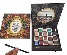 Eyeshadow Palette - Okalan Pressed Pigment Palette 20 Colors Shadow Palette