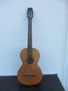 Alte Gitarre Wandergitarre ca. 94 cm 2