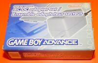 AC - DC Adapter set per Console Nintendo Game Boy Advance GBA VideoGame Giochi