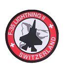 Lockheed Swiss F-35 Program Patch
