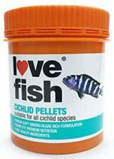 Love Fish Cichlid Pellet Fish Food 120G