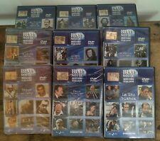 Blu Notte - Misteri Italiani - Collezione 17 DVD [introvabili]