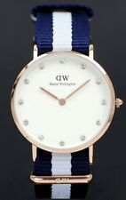 Orologio Daniel Wellington Classy GLASGOW cassa oro gold DW00100078 36 mm donna
