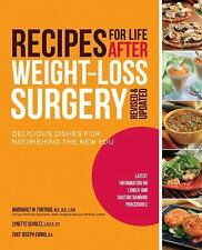Recipes for Life After Weight-Loss Surgery: Delicious Dishes for Nourishing the