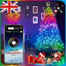 Luces de la secuencia del LED Árbol De Navidad Decoración Luces personalizado para App de control remoto