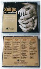 80 SONGS FOR A BETTER WORLD Edwin Starr, Cat Stevens,...Readers 4-CD-Box OVP/NEU