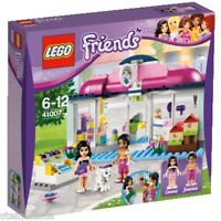 LEGO® Friends - Heartlake Tiersalon 41007 Pet Salon Emma Joanna  NEU & OVP