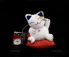 Manekineko IN Stoff Katze Glücksbringer Japan Maneki Neko 7056