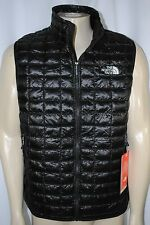 NEW MENS The North Face Thermoball Full Zip quilted extra warmth Vest SIZE XL