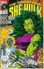 Sensational She-Hulk # 18 (Tom Artis) (USA, 1990)