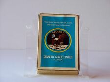 COLLECTABLE KENNEDY SPACE CENTER APOLLO II PLAYING CARDS