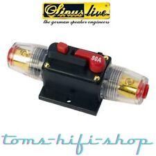 Sinuslive AS-80 Sicherungshalter Automatiksicherung 80 Ampere A Sicherung Auto