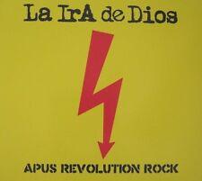 LA IRA DE DIOS: Apus revolution rock (2009); digipak; WORLD IN SOUND   Neu