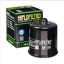 Hiflofiltro Oil Filter Hiflo HF199 Polaris scrambler 500 850 1000 Motor