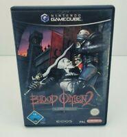Blood Omen 2 ORIGINAL Nintendo Gamecube mit OVP, CIB