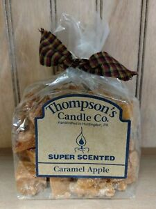 Caramel Apple Thompson's Candle Co. Super Scented Crumbles Wax Melts - 6 oz Bag