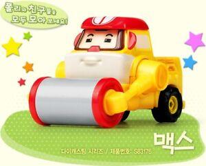 Academy Robocar Poli Diecast Series Mini Figures - MAX Korean TV Animation Toy