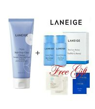 Laneige Multi Deep-Clean Cleanser 150ml / 5.0oz [US SELLER] with Free Gift