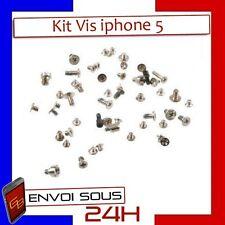 Kit vis pour iPhone 5 lot visserie complète