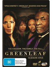 Greenleaf : Season 1 (DVD, 2018, 4-Disc Set)