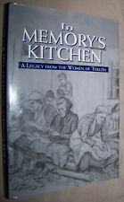 IN MEMORY'S KITCHEN: A Legacy from the Women of Terezin 1996 HCDJ Holocaust, Jew
