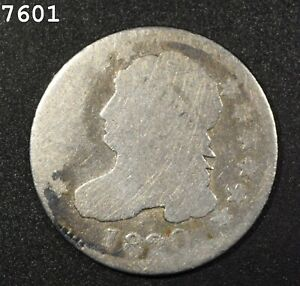 1820 Capped Bust Dime *Free S/H After 1st Item*