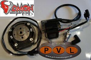 PVL Racing Analog Ignition System Penton Motorcycle Carabela Cobra CZ GM Dmon