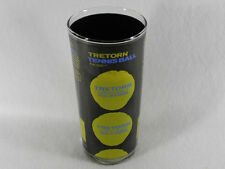 Tretorn Tennis Ball Advertising Highball Drinking Water Glass, made by Libbey