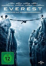 EVEREST (Jason Clarke, Jake Gyllenhaal, Keira Knightley) NEU+OVP