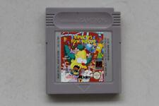 Krusty's Fun House Nintendo Gameboy