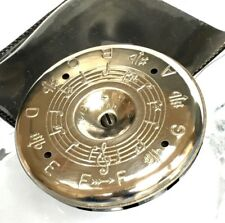 The Master Key A-440 Chromatic Pitch Instrument 13 Keys Pitch Pipe Tuner