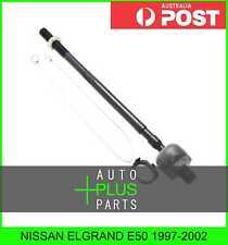 Fits NISSAN ELGRAND E50 1997-2002 - Steering Rack End Tie Rod