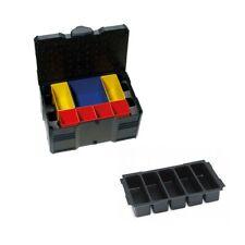 Tanos MINI Systainer T-Loc III Boxeneinsatz 5-fach anthrazit 80590833 Koffer Box