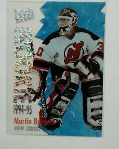 1994-95 FLEER ULTRA ALL ROOKIE MARTIN BRODEUR INSERT #2 - MINT!!! LAST ONE!!!